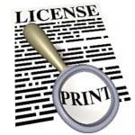 licencias comerciales: