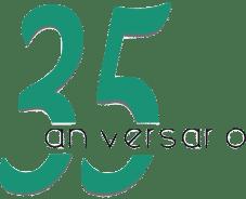 35 aniversario logo