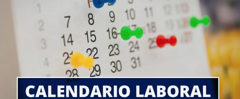 Calendario Laboral Fuenlabrada 2019.Calendario Laboral 2019 En La Comunidad De Madrid Grupo Jenasa