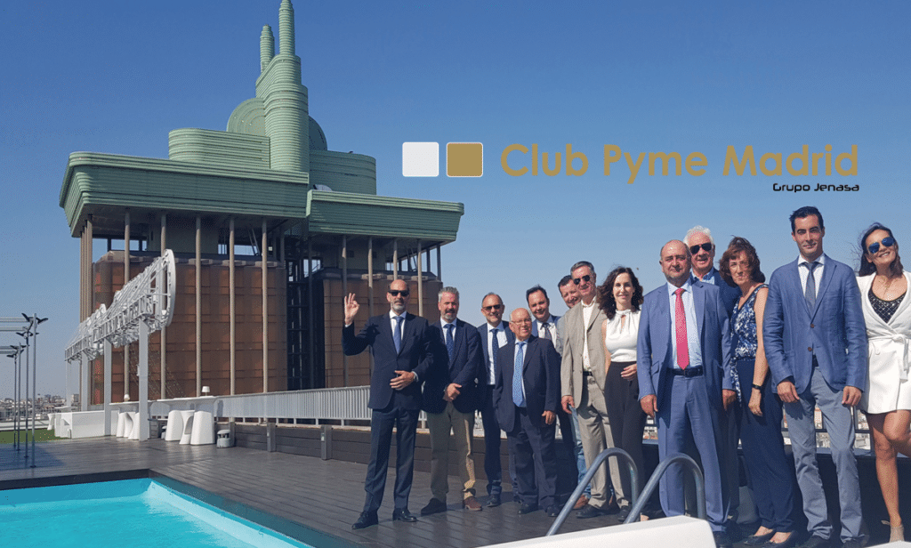Club Pyme Madrid en Club Financiero Génova